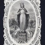 N-D. DE FOURVIERES PRIEZ POUR NOUS (Nostra Signora di Fourvière, prega per noi)