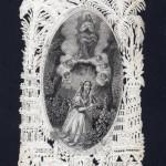 LE BOUQUET ET UNE COURONNE A MARIE (Il bouquet e una corona a Maria)