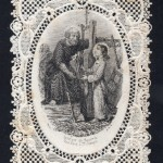 INTERIEUR DE NAZARETH   UNE FLEUR A ST. JOSEPH (Interni a Nazareth, un fiore a S. Giuseppe)