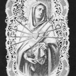 J'UNIRAI MES DOULEURS AUX DOULEURS DE MARIE (Unirò il mio dolore al dolore di Maria)