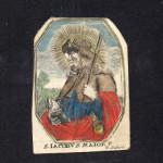 S. JACOBVS MAJOR (S. Giacomo il maggiore)