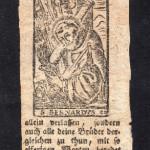 S. BERNARDVS (S. Bernardo)