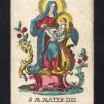 S. M. MATER DEI (S. Maria Madre di Dio)