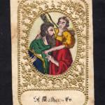 ST. MATTHEUS EV.  (S. Matteo evangelista)