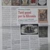 """Articolo a pag.9 sulla rivista """"Collezionare"""" del 15 marzo 2016"""
