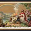 01 Sacrificio di Noè - Dio manda l'Arcobaleno