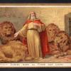 12 Daniele nella fossa dei leoni