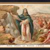 05 Mosè percuote la roccia di Horeb