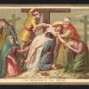 19 La discesa dalla croce