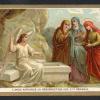 02 L'Angelo annuncia la risurrezione alle Pie donne