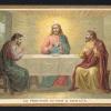 08 La partizione del pane a Emmaus