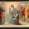 11 Apparizione agli apostoli  - Tommaso tocca